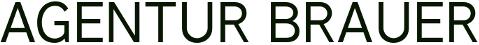 Agentur Brauer, Agentur für Autoren und Illustratoren, Logo